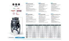 VTN HP Series - Hydraulic Demolition Shear - Brochure