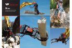 VTN PM Series Handling & Sorting Grapple - Brochure