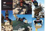 VTN MD Series Handling & Demolition Grapple - Brochure