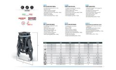 VTN PD Series Primary Demolition Shear - Brochure