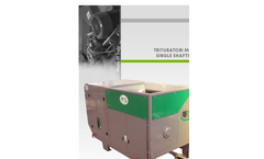 Model ST630 - Single Shaft Shredders Brochure