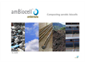 amBiocell - Aerobic Composting Bio Cells Brochure