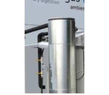 Ambiogas - Dry Anaerobic Digestion Technology