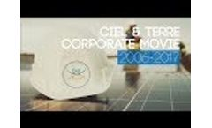 Ciel & Terre International: Hydrelio® Floating Solar Technology - Corporate Video