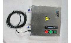 Sepra - Model GEO 4-8 - Ozone Generator