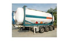 Container Chassis Semitrailers - 20