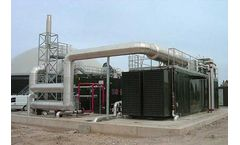 ORC plants for biogas engines