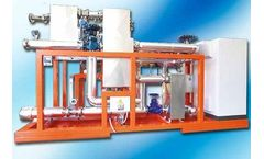 Zuccato Energia - Model ZE-100-LT - 100-KWE, Skid-Mounted, Low-Temperature Organic Rankine Cycle (LT-ORC) Energy Production Module