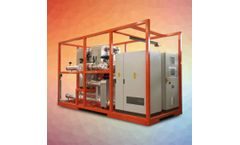 Zuccato Energia - Model ZE-150-LT - 150-KWE, Skid-Mounted, Low-Temperature Organic Rankine Cycle (LT-ORC) Energy Production Module