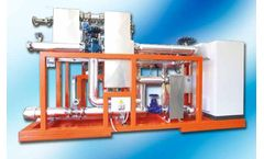 Zuccato Energia - Model ZE-200-LT - 200-KWE, Skid-Mounted, Low Temperature Organic Rankine Cycle (LT-ORC) Energy Production Module