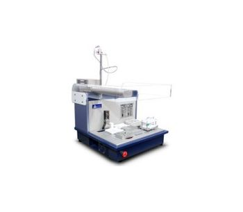Aurora Biomed VERSA - Cost-effective Solution for Automating Liquid Liquid Extraction