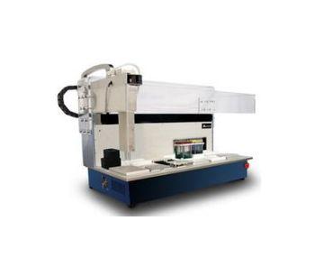 Aurora Biomed VERSA - Cap Piercing Workstation