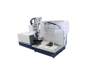 Aurora BiomedVERSA - Model 600 IonFlux - Automated Liquid Handling Workstation
