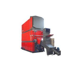 Uniconfort - Model GLOBAL Series - Biomass Boiler