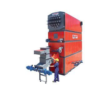 Uniconfort - Global Biomass Boiler