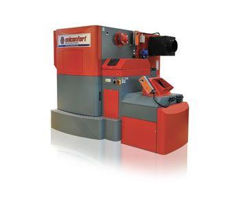 Uniconfort - Model ATOM - Biomass Boiler
