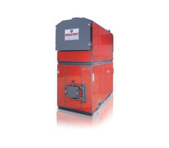 Uniconfort - Model BIOTEC Series - Biomass Boiler