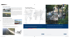 Marine and Aquatic Debris Clean-Up Equipment