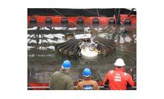 DESMI Giant Octopus - Oil Recovery Skimmer