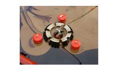 DESMI - Model HELIX Series - Innovative Circular Brush Skimmer