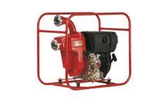 DESMI - Model SA50T - Mobile Fire & Emergency Bilge Pumps