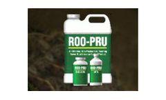 Roo-Pru - Dichobenal Base Sewer Root Control Agent
