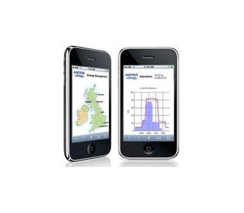 Real Time Energy Monitoring iPhone App