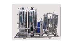 Model 5m3/h - Ultrafiltration (UF) Water Purification System