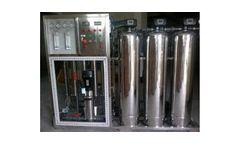 Model 1000 LPH - Reverse Osmosis Equipment