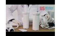 How to Change RO Filters & Sanitize the System - Video