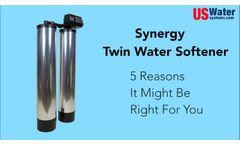 Synergy - Twin Water Softener - Video