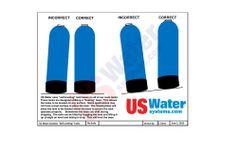 US-Water - 6 Stage Alkaline Reverse Osmosis System - Brochure