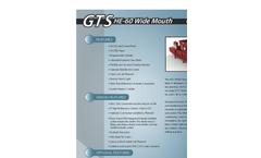 Model HE-60 - Wide Mouth Horizontal Baler Brochure