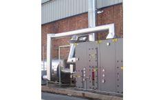 EIS - Recuperative Oxidizers