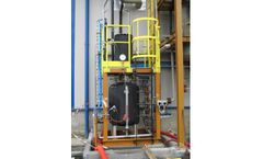 Antinox - Selective Catalyst Reduction (SCR) System