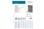 FZ GALVA G4 - Pre-filters Cells - Brochure