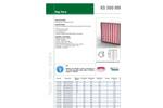 KS 500 MM - 8 - Bag Filters - Brochure