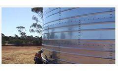 Mining Water Tanks