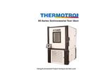 Thermotron - SE-Series - Environmental Test Chambers - Brochure