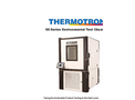 Thermotron - SE-Series - Environmental Test Chambers - Brochure