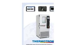 S/SM-8200 Series - Environmental Test Chambers Brochure