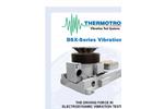 Thermotron - DSX-Series - Electrodynamic Vibration Testing - Brochure