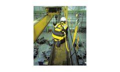 Latchways ManSafe - Horizontal Safety Harness Systems