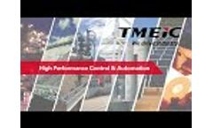 TMEIC - We Drive Industry Video
