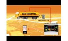 ROAMWORKS Tank Operations Monitoring Solution - Video