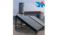 Model JNMK - Non Pressure Solar Thermal Collector
