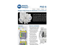 Model PSB Series - Air Operated Double Diaphragm Pumps- Brochure