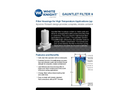Model GA 2500 - Filter Housing- Brochure