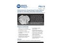 Model PSA Series - Bellows Pumps- Brochure