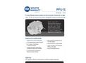 Model PSH Series - Bellows Pumps- Brochure
